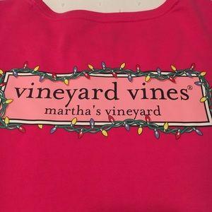 Vineyard Vines Tops - Vineyard vines Christmas long sleeve tee